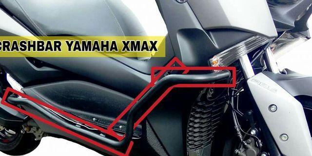 Xmax 300 crashbar / crash guard.  Preorder.