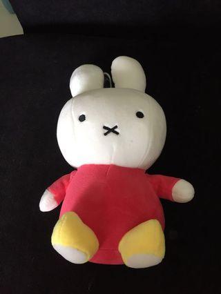Brand New Miffy Bunny Soft Plush Toy