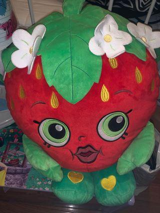 Large shopkins plushie