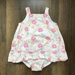 #MGAG101 Mothercare Baby Girl Romper