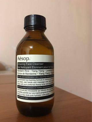 Aesop Amazing Face Cleanser (New 全新)