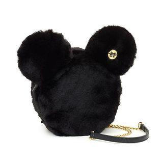 Looking For Mickey Mouse Fluffy Crossbody Bag