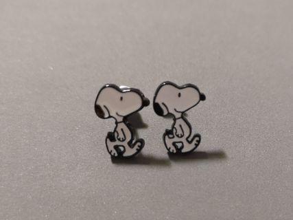 Cute Brand-new Snoopy Earrings