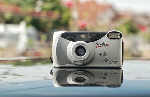 Kodak Easyload KE-30 35mm Film Camera for repair.
