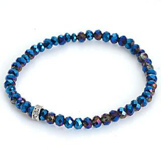 Colorful Beaded Bracelets Rope