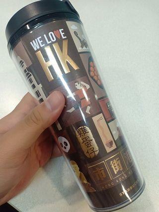 Starbucks Tumbler Hongkong