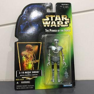 Star Wars Power of the Force 2-1B MEDIC DROID