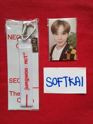 COMBO SET - NCT JUNGWOO