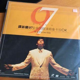LD -譚詠麟97金曲回歸演唱會
