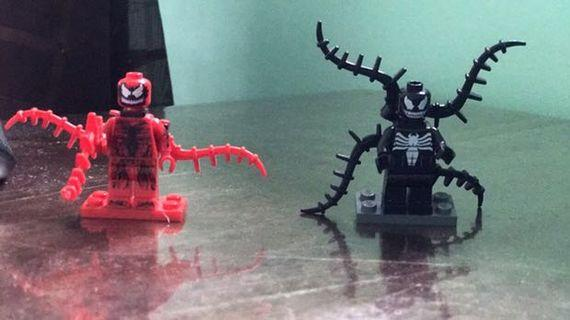 🚚 Lego venom and carnage