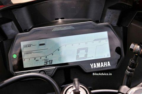 Speedometer Protector (Yamaha R15 V3  / MT15 2019)
