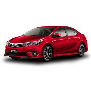 Toyota Altis 1.6A PHV Rental for Grab and GoJek !  Many other models available ! (Kia, Honda, Etc)