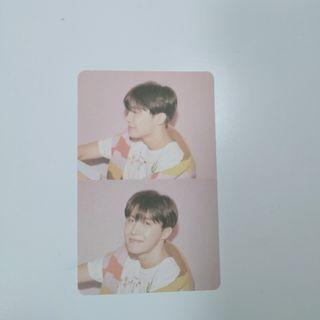 🚚 wtt !! bts mots persona photo card