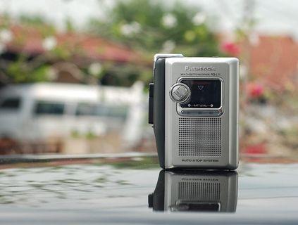 Panasonic RQ-L11 Portable Walkman Cassette Player