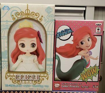 Disney Princess Ariel figure (日版)