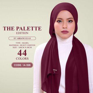 Ariani The Palette Shawl (PREORDER)