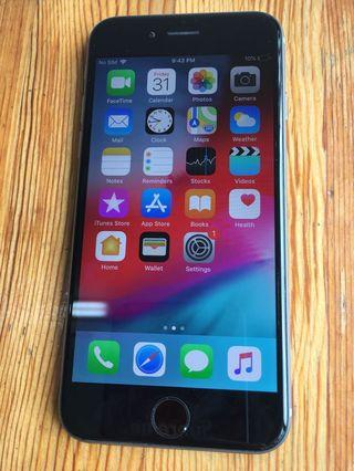Gray 64GB iPhone 6 smartphone 4G version