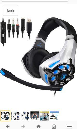 🚚 SADES Gaming Headset (SA-822T)