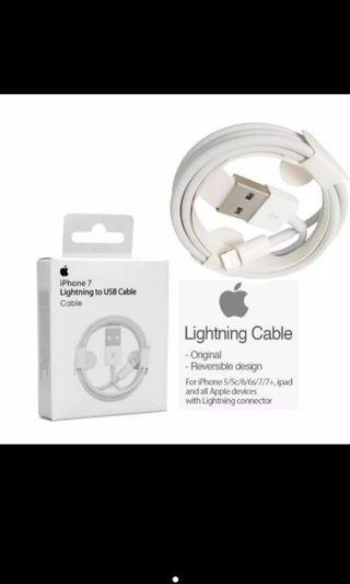 Kabel charge iPhone