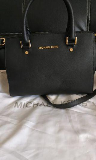Michael Kors Bag black small with dustbag