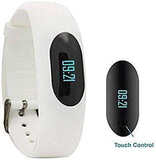 🚚 [HG233] Sw307 Fitness Tracker, Non-Bluetooth Pedometer Fitness Watch Activity Tracker (No app,No Phone need) with Step Counter Calories Distance Sleep Monitor for Kids Men Women for Walking Running