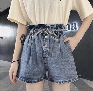 🚚 花苞褲