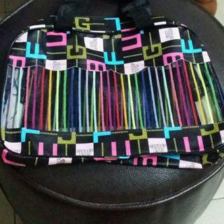🚚 BNWT Black Bag/Pouch/Muti Purposes Pouch/Pencil Case