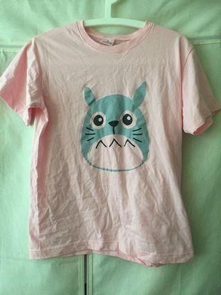 🚚 Brand new pink Totoro t-Shirt