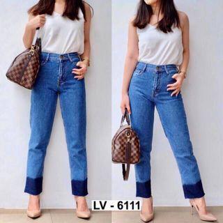 Celana Jeans / boyfriend jeans
