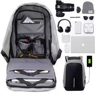waterproof  anti theft  backpack