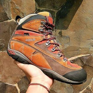 Sepatu outdoor/hiking/gunung/trekking Asolo