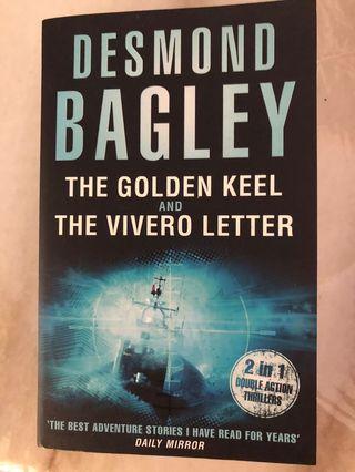 The Golden Keel & The Vivero Letter
