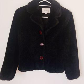 Suzuya Faux Fur jacket size S