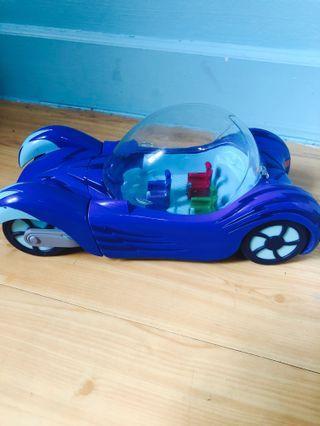 PJ Masks Deluxe Cat Car #junetogo