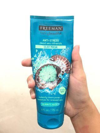 Freeman Anti-Stress Clay Mask