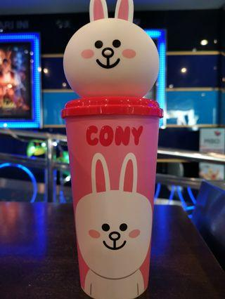 Limited Cony water bottle