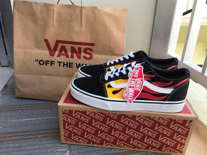 Vans Oldskool ward flame original