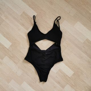 5286a6a8744 black one piece   Women's Fashion   Carousell Philippines