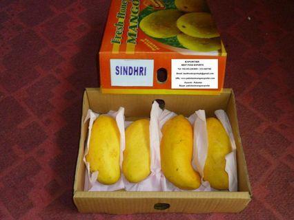 Pakistani Honey Mangoes