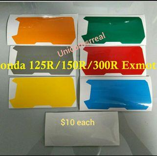 (instock)Honda Exmotion Cb150R