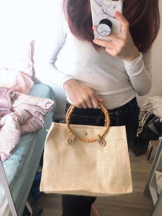 Vocation wooden bag