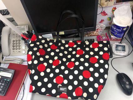 Valentino Toe Bag
