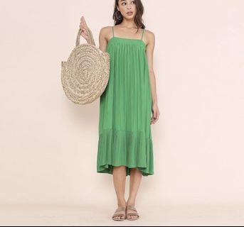 Supergurl Gaia Pleated Dress