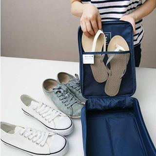 Free Delivery 🚚 Shoe Storage Bag Holds 3 Pair of Shoes for Travel and Daily Use