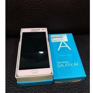 SAMSUNG Galaxy A5 2015  功能正常 台北面交