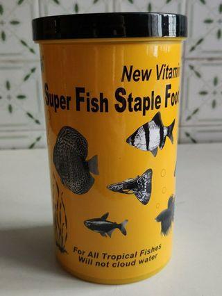 Qian Hu New Vitamin, fish food
