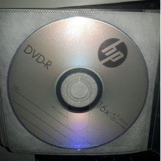 10 HP DVD-R