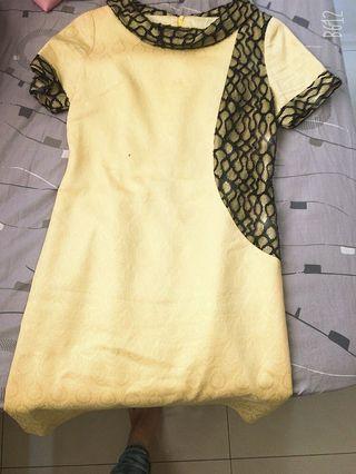 🚚 跟著貴婦穿💃🏻復古洋裝(原價2-3000