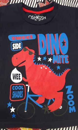 Kaos Karakter Dino