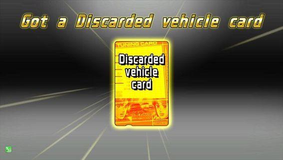 Discarded Vehicle Card wmmt